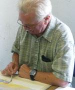 Michael York portrait